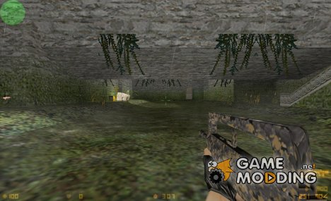 Famas Camo for Counter-Strike 1.6