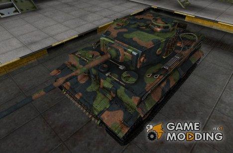 Шкурка для Tiger for World of Tanks