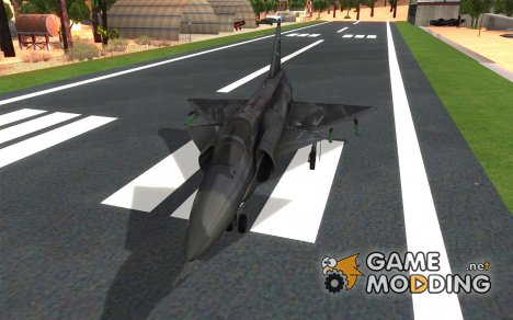 Saab JA-37 Viggen for GTA San Andreas