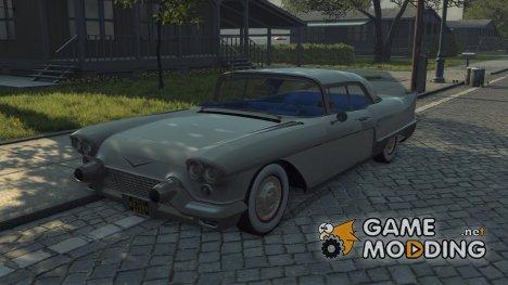 Cadillac Eldorado Brougham 1957 для Mafia II