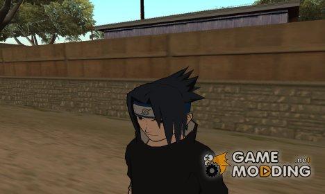 Учиха Саске из Наруто HD для GTA San Andreas