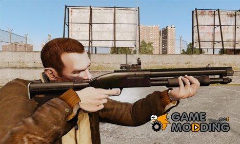 Тактический дробовик v2 для GTA 4