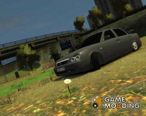 ВАЗ 2170 (Лада Приора - Lada Priora) для GTA 4