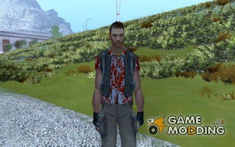 Джек Карвер из Far cry для GTA San Andreas