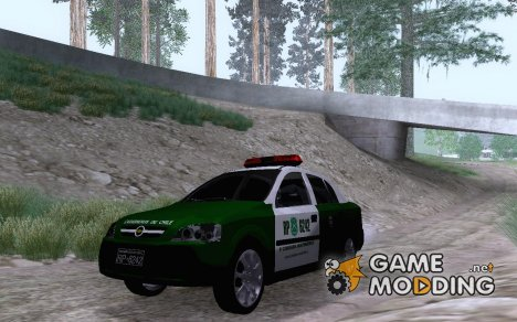 Chevrolet Astra Carabineros de Chile for GTA San Andreas