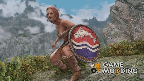 Game of Thrones Shields for TES V Skyrim