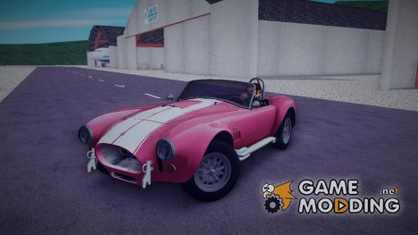 AC Cobra 427 for GTA 3