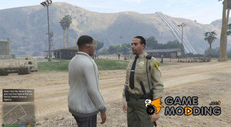 Wildlife Rescue/Recovery for GTA 5