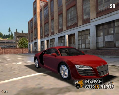 Audi R8 for Mafia: The City of Lost Heaven