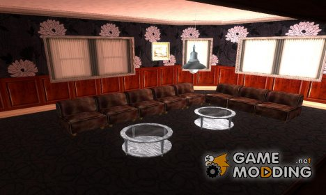 New realistic interior for house in Las Venturas для GTA San Andreas