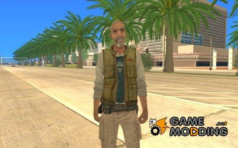 Илай из халф лайф 2 для GTA San Andreas