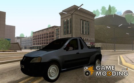 Dacia Logan Pick Up для GTA San Andreas