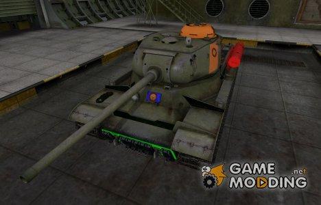 Качественный скин для ИС для World of Tanks