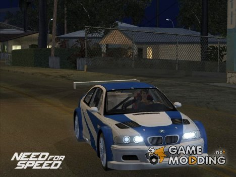 Need For Speed Cars Pack для GTA San Andreas