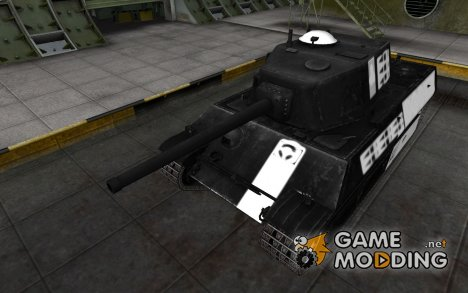 Зоны пробития AMX M4 (1945) для World of Tanks