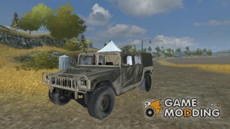 Hummer H1 Military for Farming Simulator 2013