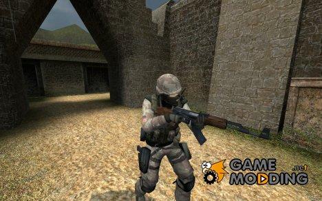 ManDarK's Desert Camo Urban for Counter-Strike Source