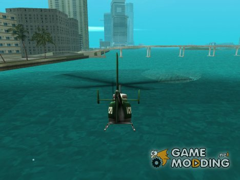 VCS Weather Mod for GTA Vice City