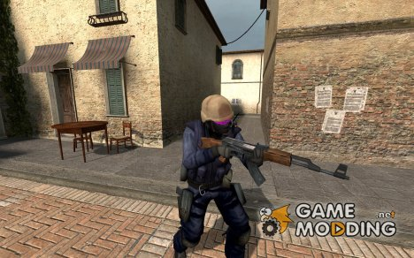 GSG-9  German Police for Counter-Strike Source