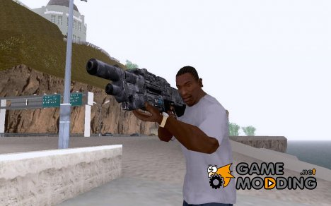 Saber for GTA San Andreas