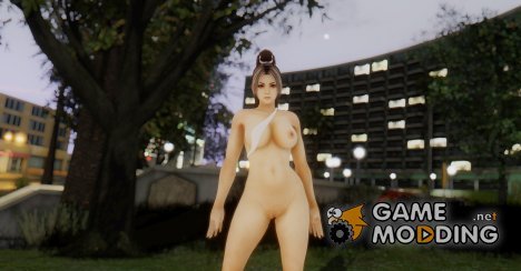 Mai Shiranui Beach Dead or Alive 5(Nude) for GTA San Andreas