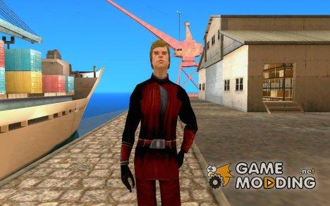 Люк Скайуокер for GTA San Andreas