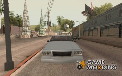 New lights and crash для GTA San Andreas