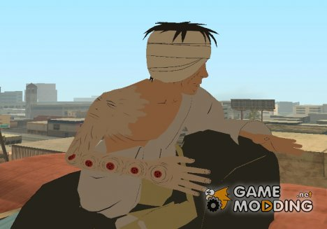 Данзо из Наруто HD (во время боя с Саске) for GTA San Andreas