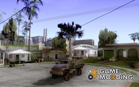 Урал-43206 для GTA San Andreas