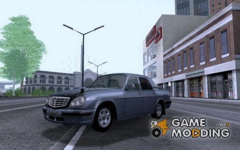 ГАЗ Волга 31105 рестайлинг для GTA San Andreas