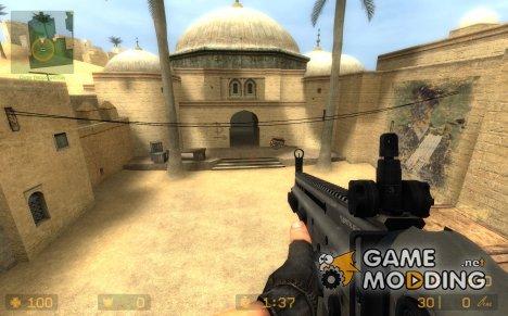 FN Scar *Updated* для Counter-Strike Source