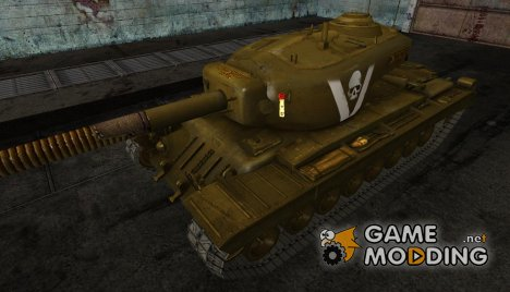 T34 от omgbanga для World of Tanks