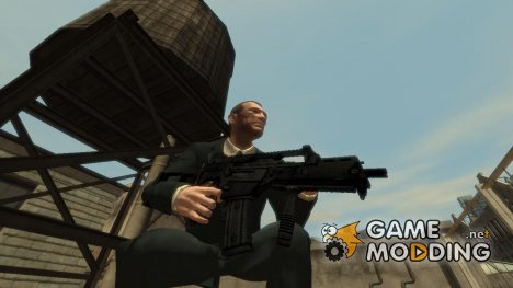 Штурмовая винтовка HK G36C for GTA 4