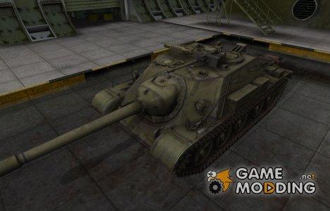Шкурка для СУ-122-54 в расскраске 4БО for World of Tanks