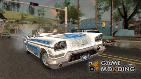 GTA 5 Declasse Tornado IVF для GTA San Andreas