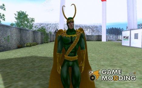 Loki (Локи) for GTA San Andreas