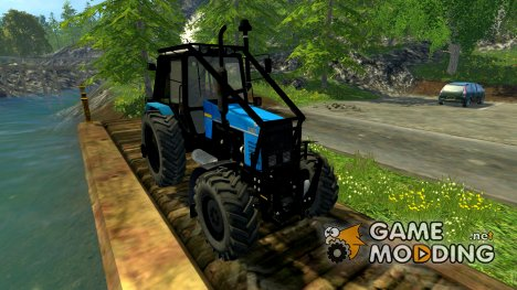 МТЗ 1221В.2 для Farming Simulator 2015