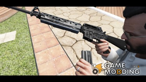 M16A2 1.0 for GTA 5