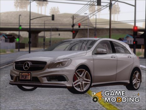 Mercedes-Benz A45 AMG 2012 (First Complect Paintjobs) для GTA San Andreas