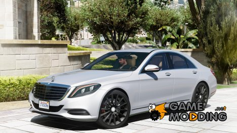 Mercedes-Benz S500 W222 2.2 for GTA 5
