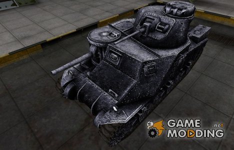 Темный скин для M3 Lee для World of Tanks
