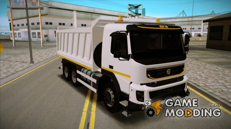 Volvo FMX 6x4 v1.0 for GTA San Andreas