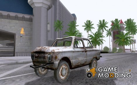 Запорожец из С.Т.А.Л.К.Е.Р. for GTA San Andreas