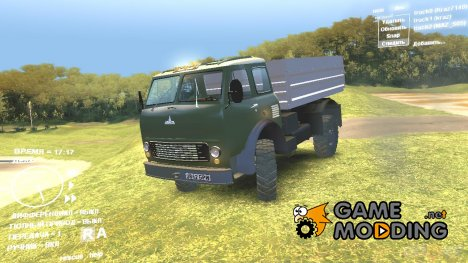 МАЗ-505 (1962) for Spintires DEMO 2013