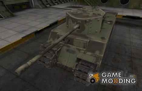 Пустынный скин для TOG II* for World of Tanks