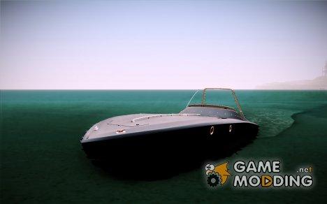 HD Лодки для GTA San Andreas