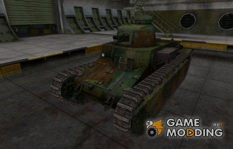 Исторический камуфляж D1 для World of Tanks