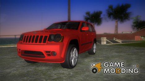 Jeep Grand Cherokee for GTA Vice City