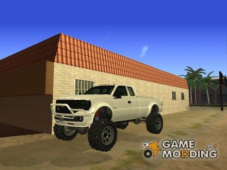 Sandking SWB из GTA 5 для GTA San Andreas