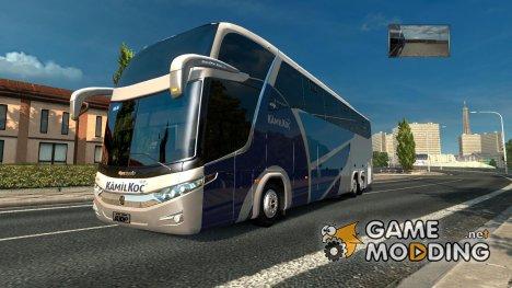 Marcopolo G7 1600 LD 6×2 для Euro Truck Simulator 2